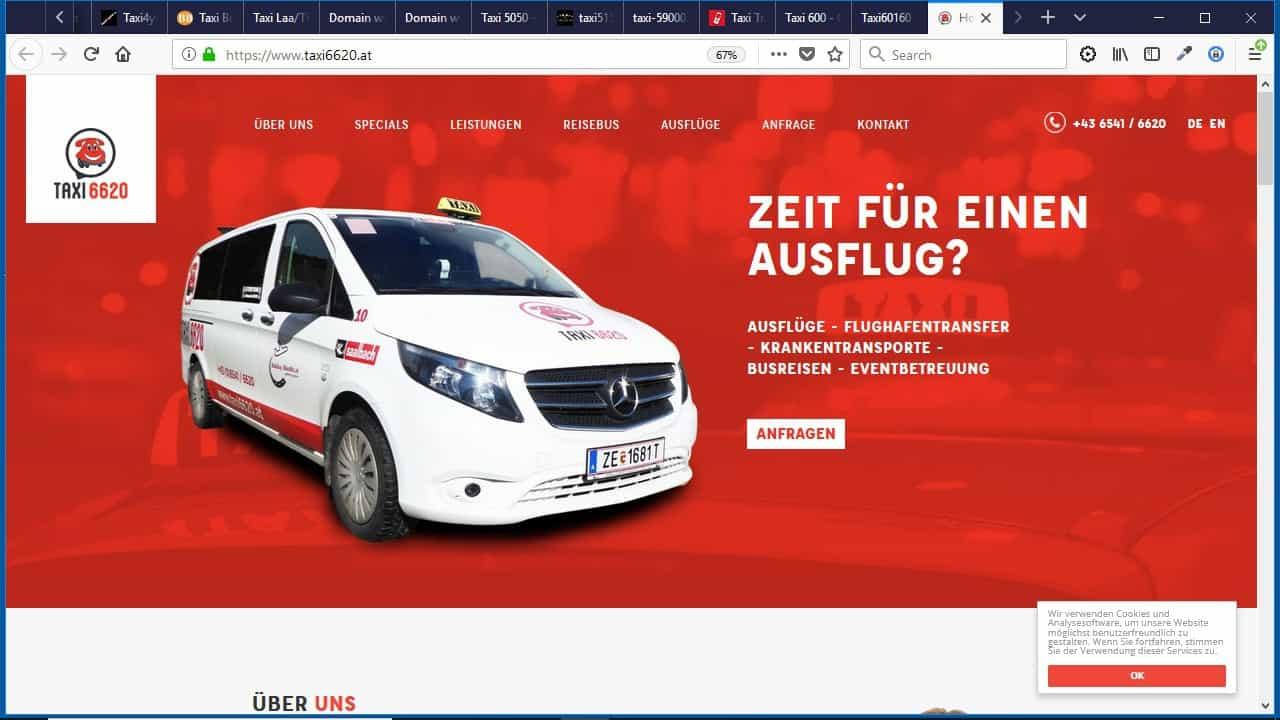 Taxi 6620 GmbH
