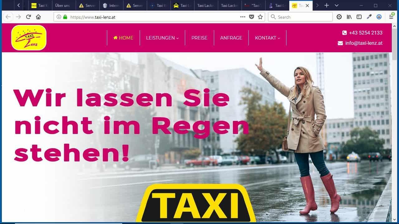 Taxi Lenz