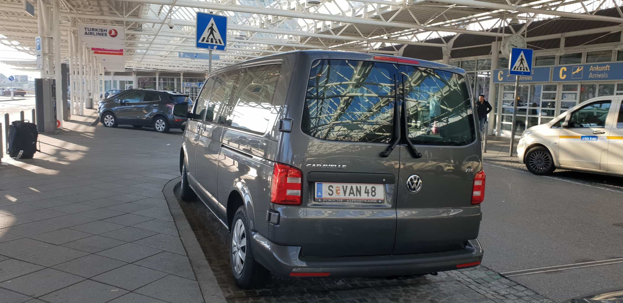 Taxi&Tours Business Van4eight