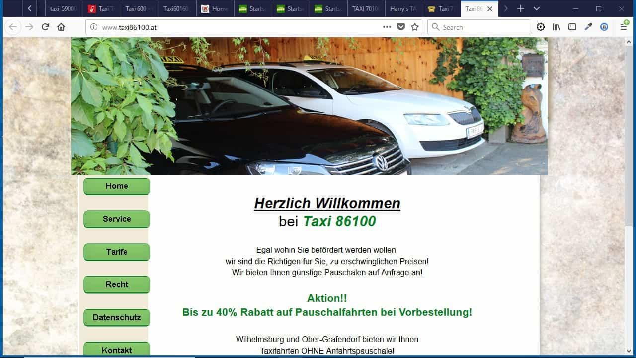 Boris Kirilov Kräftner – Taxi 86100