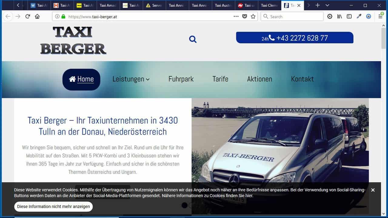 Taxi Berger