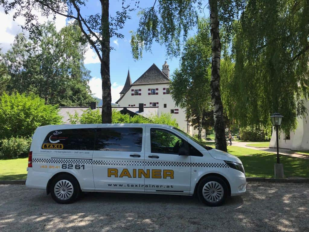 Taxi Rainer – Zell am See