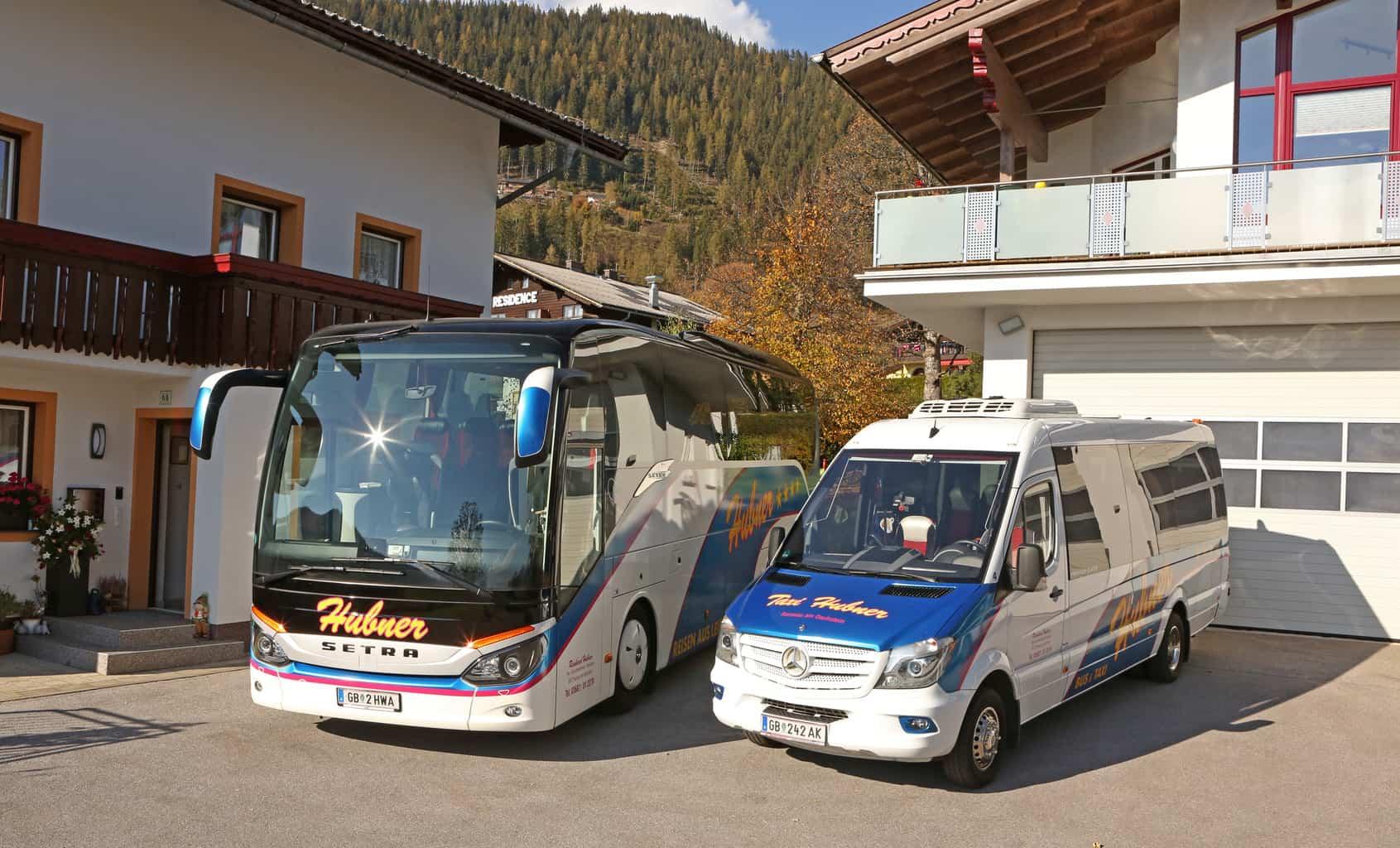 Bus & Taxi Hubner