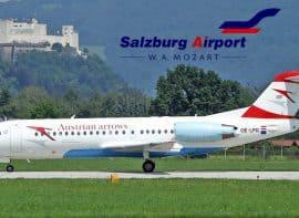 luchthaven salzburg luchthaventransfers