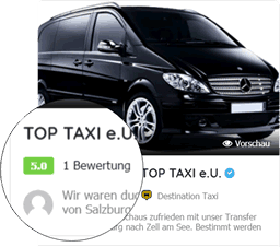 Bewertung top taxi