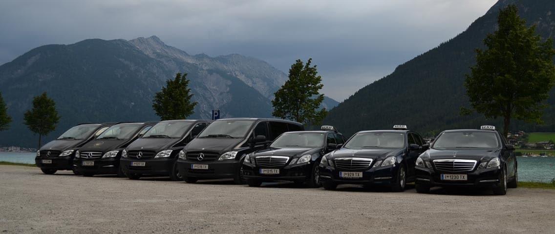 Innsbruck Airport Taxi